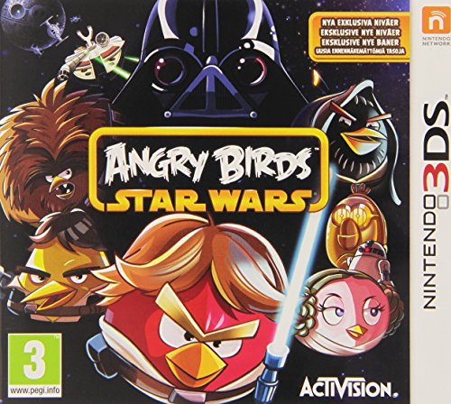 Angry Birds Star Wars (Nintendo 3DS) (New)