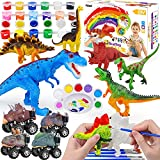 aotipol Dinosaur Painting Kit, Arts and...