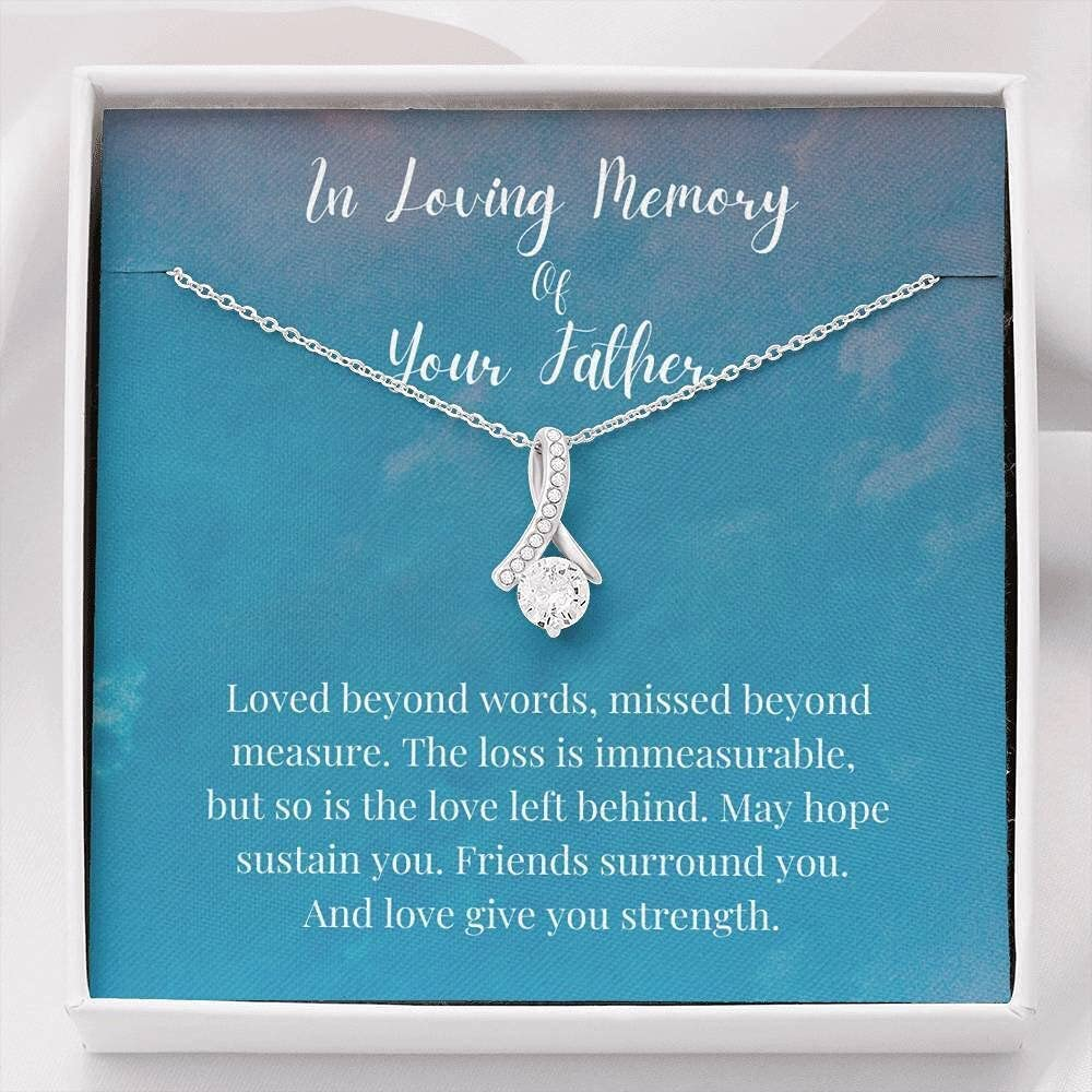 Personalized Pendent Necklace, 23 Pendent Necklace , Loss of Father Gift, Grief Gift, Sympathy Gift, Father Remembrance Necklace, Father Memorial Gift, Gift for Daughter,