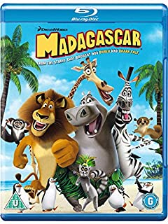 Madagascar [Blu-ray] (B001S3GDQI) | Amazon price tracker / tracking, Amazon price history charts, Amazon price watches, Amazon price drop alerts