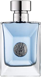 Versace Pour Homme for Men Eau De Toilette Natural Spray 3.4 Ounce