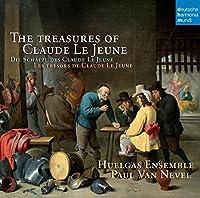Treasures of Claude Le Jeune by VAN NEVEL / HUELGAS ENSEMBLE (2014-04-29)
