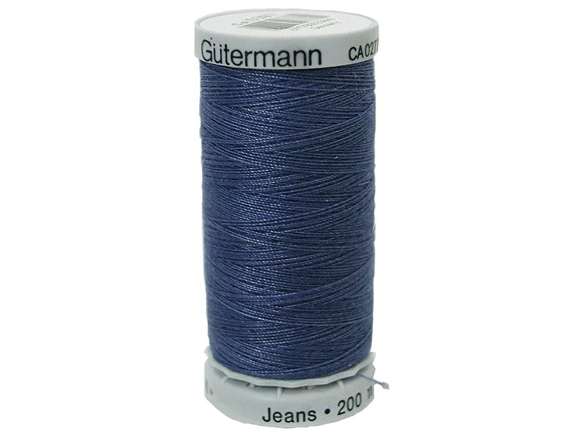 Gutermann Jeans Thread 200m Washed