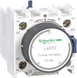 SCHNEIDER ELECTRIC LADT2 CONTACTOR TIME DELAY AUX.CONTACT BLOCK