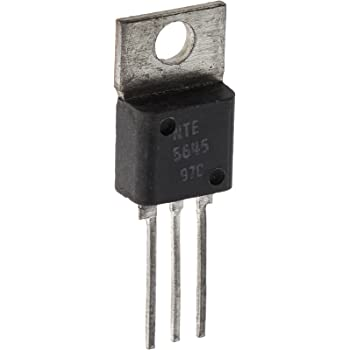 25 Amp NTE Electronics NTE56071 Triac High Commutation 800V Inc. TO-220 Package