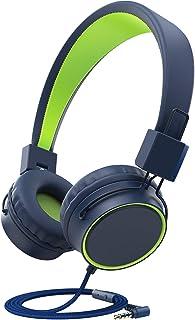 ChenFec Kids Headphones, Headphones for Kids Children Girls Boys w/85dB Volume Limited,Foldable Adjustable On Ear Headphon...