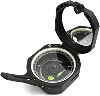 Funtalker Multi-Function Pocket Compass for Surveyors Foresters Lightweight and Durable - Green