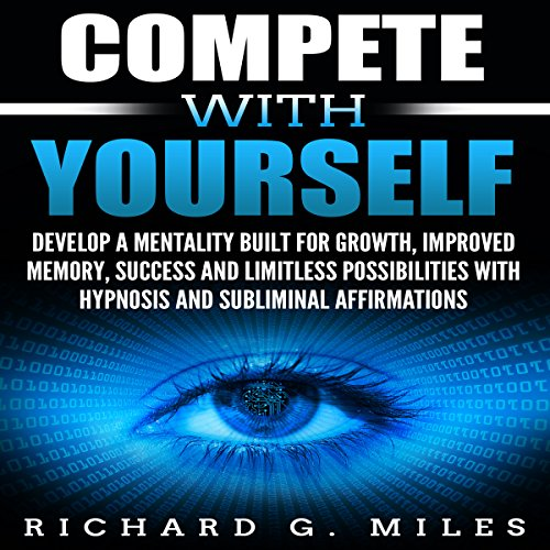 Compete with Yourself audiobook cover art