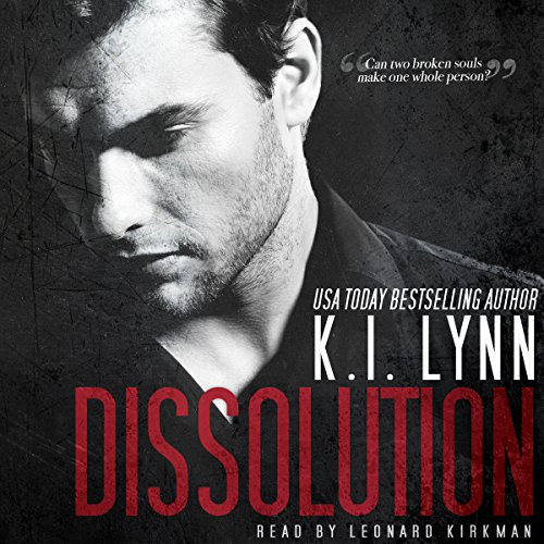 Dissolution audiobook cover art