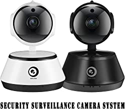 WiFi Security Camera, Pro HD 1080P Home Security IP Camera Night Vision Surveillance Camera Baby Pet Motion Detection Two-Way Audio Pan/Tilt