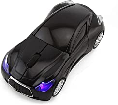 CHUYI Wireless Sport Car Shaped Mouse 1600DPI 3 Button Optical Mouse Ergonomic Gaming..