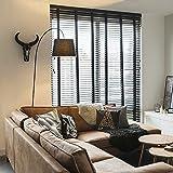 QAZQA Moderno Lámpara de arco moderna pantalla negra - BEND Piedra/cemento/Acero Alargada Adecuado para LED Max. 1 x 60 Watt