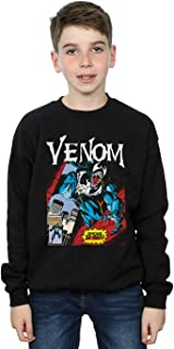 Marvel Niños Venom Read Our Lips Camisa De Entrenamiento