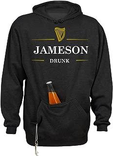 Jameson Irish Drunk: Unisex J. America Tailgate Hoodie