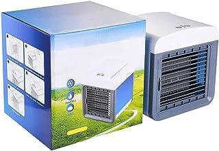 STZYY Aire Acondicionado portátil Mini USB Enfriador de Aire evaporativo 3 velocidades Humidificador de Ventilador de enfriamiento de Aire para Sala de Oficina en casa