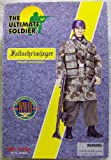 21st Century Toys Ultimate Soldier WWII Series 1 Fallschrimiager German Paratrooper 12' Boxed Figure