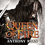 Queen of Fire cover art