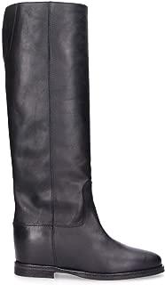 VIA ROMA 15 Luxury Fashion Womens VR3153 Black Boots | Fall Winter 19