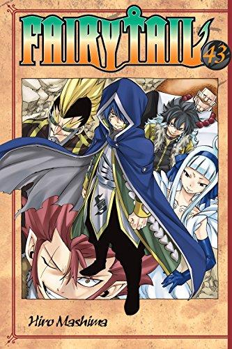 Fairy Tail Vol. 43 (English Edition)