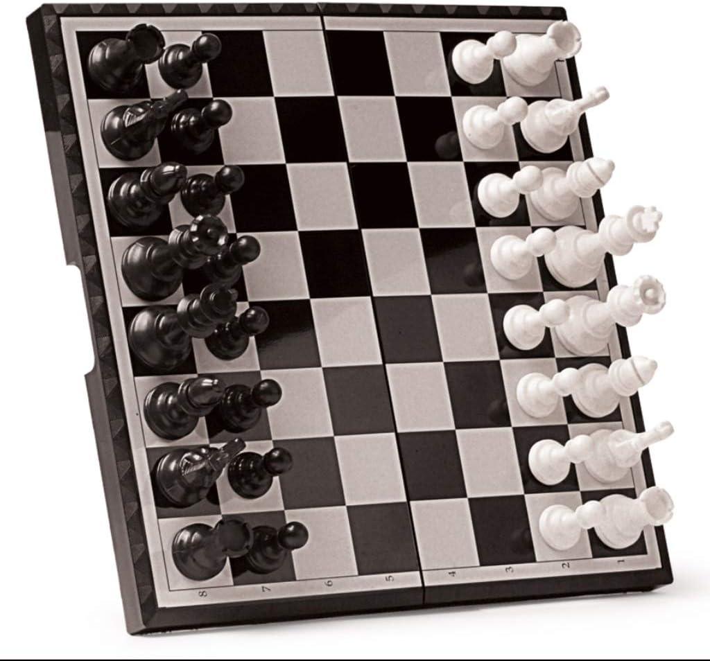 ZANZAN Board Games Magnetic Chess Large Intern Minneapolis Mall latest Extra Plastic Set
