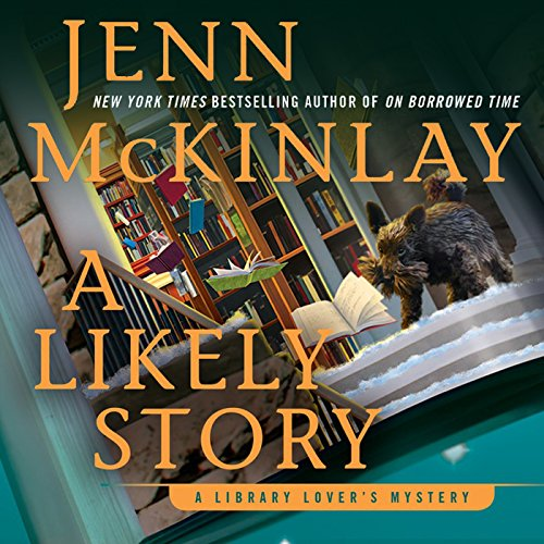 A Likely Story Audiobook By Jenn McKinlay cover art