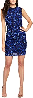Womens Printed Floral Casual Dress