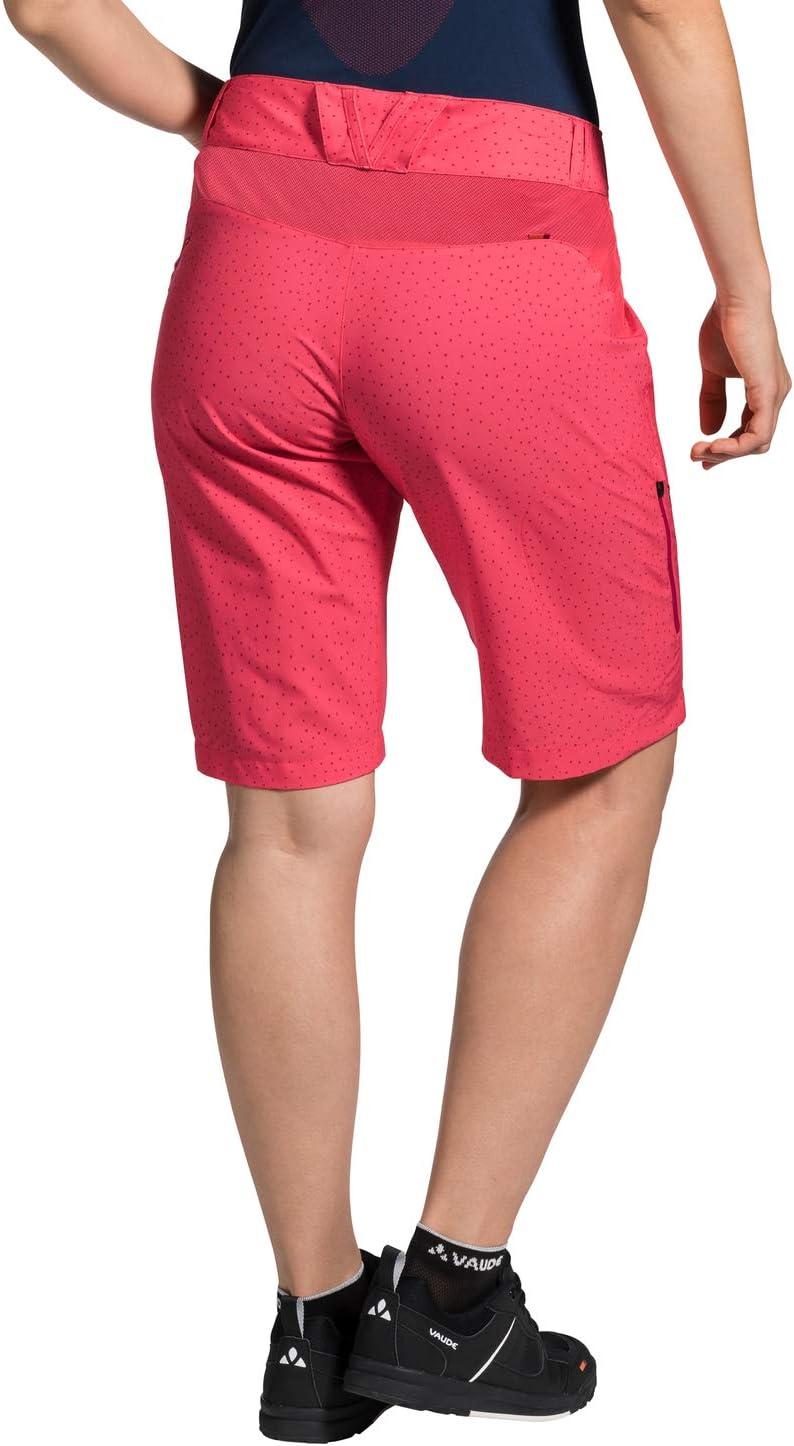 VAUDE Ligure Shorts Bas Femme