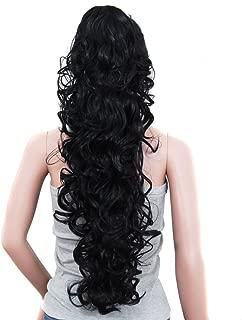 Best s curl on women's long hair Reviews