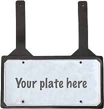 Rubber License Plate Holder - (6 1/2