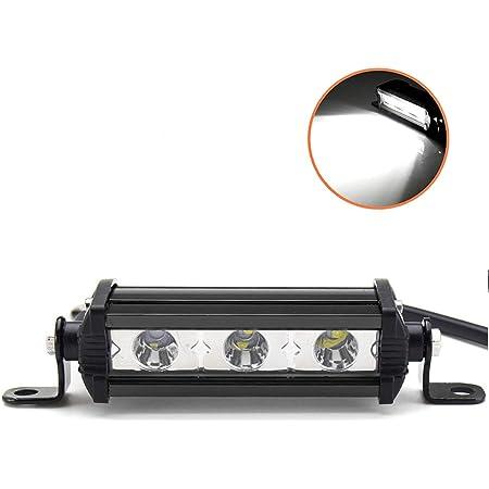 Safego 2 X 2 2inch Led Arbeitslicht 10w Motorrad Nebelscheinwerfer Led Scheinwerfer Auto Arbeitsscheinwerfer Bar Motor Offroad Zusatzscheinwerfer 20 30 Grad 10w Spotlight Reflektor 12v 24v Auto