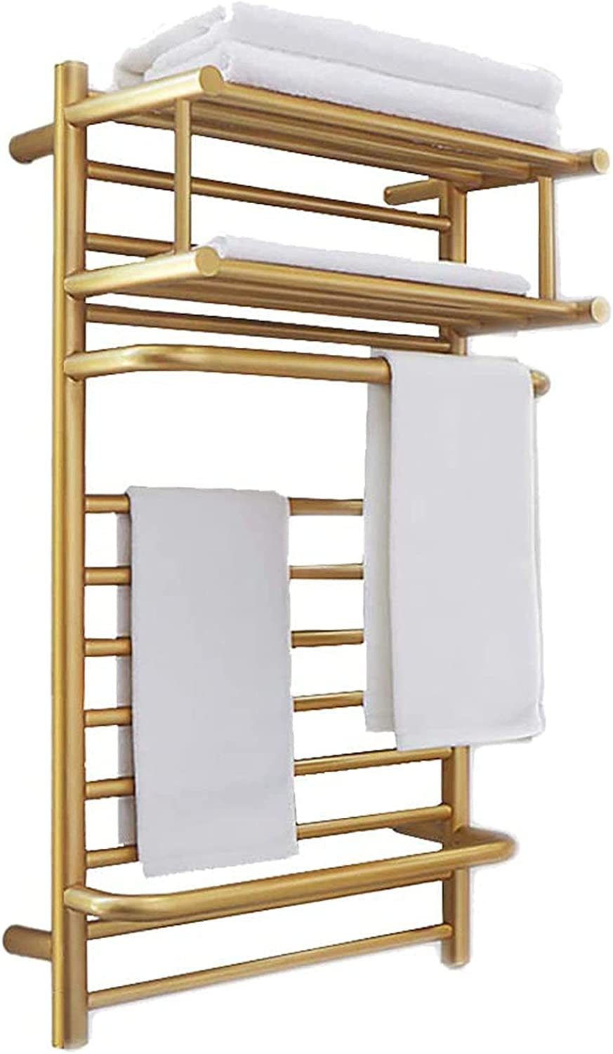 Electric Towel Rack Large-scale sale Max 85% OFF Wall Heated Mounted 30