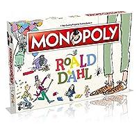 Roald Dahl Monopoly Board Game (輸入版)
