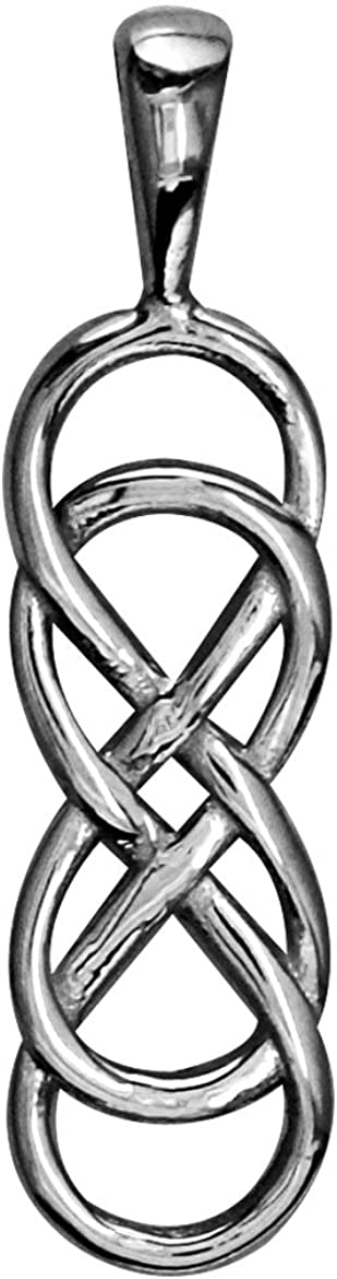 Medium Double Infinity Symbol Charm Foreve Best Sisters Overseas Sales for sale parallel import regular item Friends