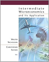 Intermediate Microeconomics and Its Application, 10th Edition