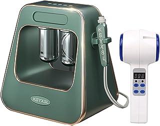 Water Oxygen Jet Beauty Machine Hydro Dermabrasion Facial Skin Cleaner Machine met warme en koude hamer voor neus en gezic...