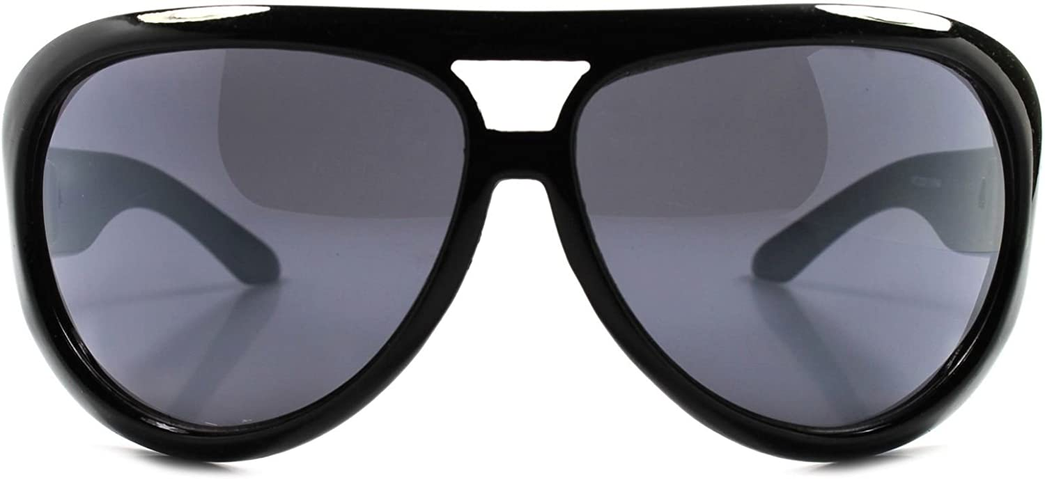 Details about  /Genuine Vintage Black Frame Wrap Around Rectangle Classic Sporty Sunglasses