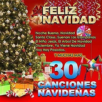 Feliz Navidad 30 Canciones Navideñas