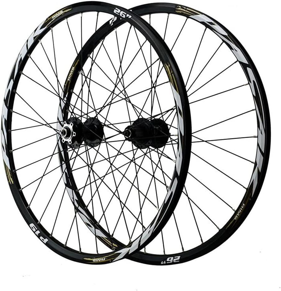 Max 74% OFF ZCXBHD Mountain Bike Wheelset 26 27.5 29 Bicycle Doub New item Wheel Inch