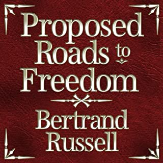 Proposed Roads to Freedom audiobook cover art