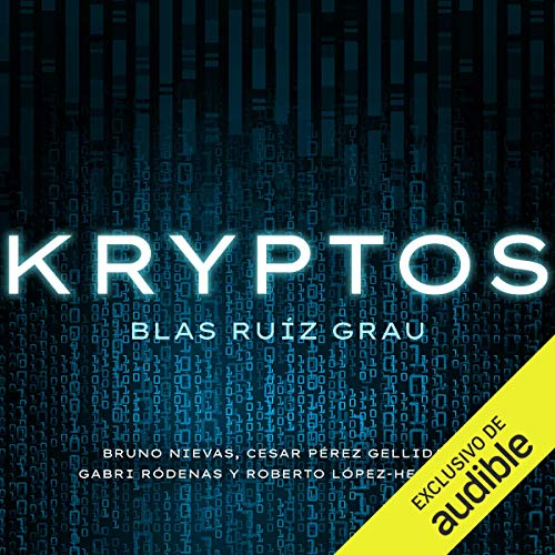 Kryptos (Narración en Castellano) [Cryptos] Titelbild