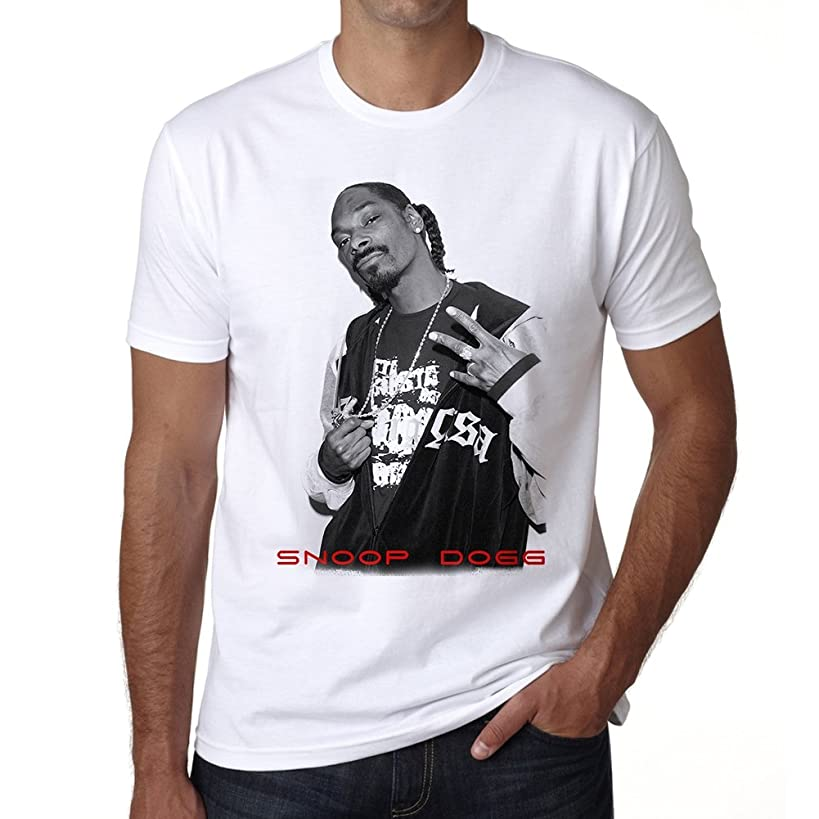 One in the City Snoop Dogg Rap H Men's T-Shirt Celebrity Star