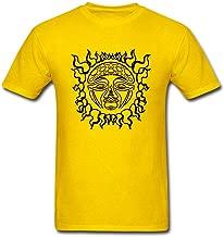 LIOLI Men's Sublime Design Cotton T Shirt