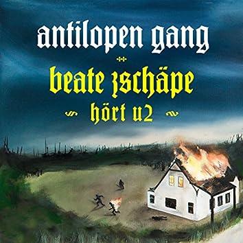 Beate Zschäpe hört U2