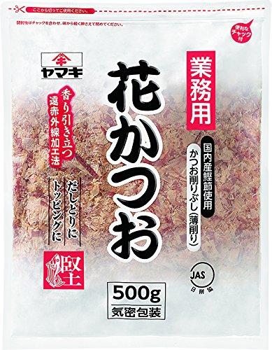 ヤマキ 業務用 花かつお A 500g