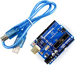 Freenove UNO R3 Board (Compatible with Arduino IDE) with USB Cable and Detailed Tutorial