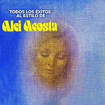 Todos los Éxitos al Estilo de Alci Acosta, Vol. VII