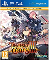 The Legend of Heroes: Trails of Cold Steel III Early Enrollment Edition (PS4) (輸入版)