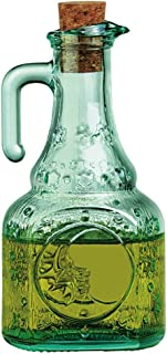 Bormioli Rocco Country Home Helios Oil Bottle, 8-Ounce