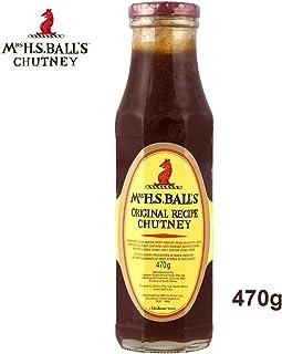 Mrs H S Balls Original Recipe Chutney 470G