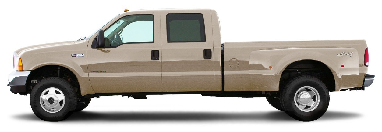 We dont have an image for your selection. Showing Super Duty F-350 Dual Rear Wheels XLT.